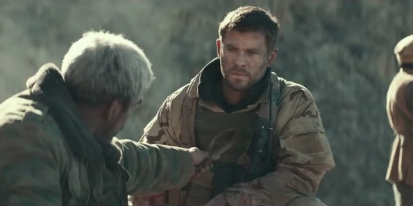 """Famous Green Berets """"Horse Soldiers"""" Film New Trailer"""