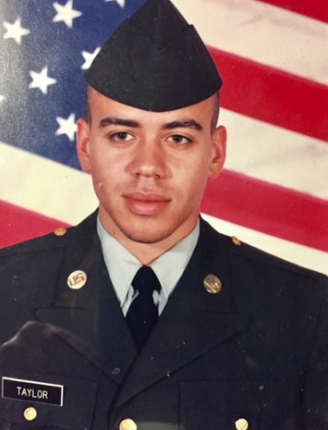 cedrick taylor - once a soldier