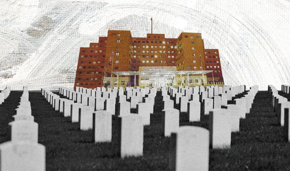 VA hospital soldier suicide