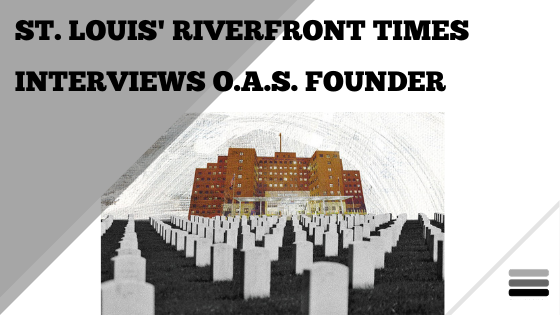Riverfront Times interview Dave Barbush Once a Soldier Founder