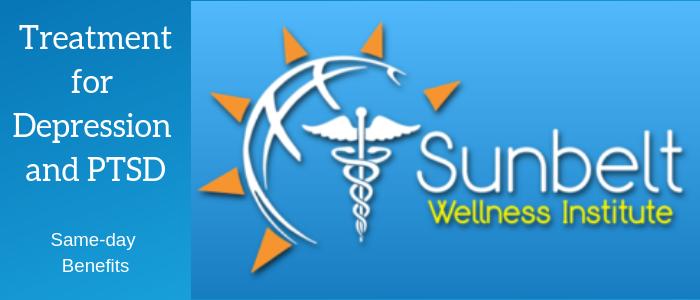Sunbelt Wellness Institute Ketamine-Infused PTSD Clinic