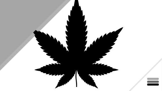 medical marijuana leaf